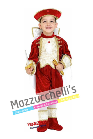 Costume Conte Baby - Mazzucchellis