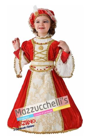 Costume Dama Elisa di Rivombrosa - Mazzucchellis