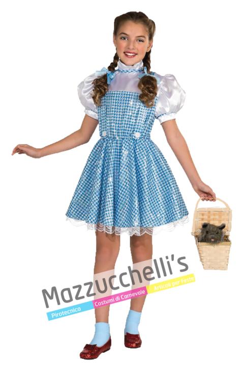 Costume Dorothy film - Mazzucchellis