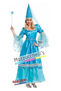 Costume Fata Azzurra - Mazzucchellis
