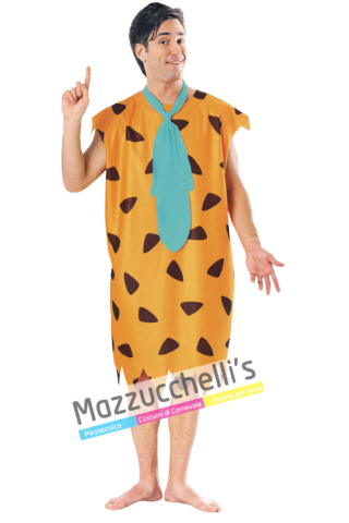 Costume Fred dei Flintstone - Mazzucchellis