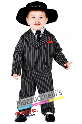 Costume Gangster anni '20 - Mazzucchellis
