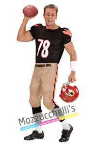 Costume Giocatore di Football - Mazzucchellis