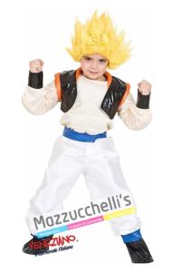 Costume Goku di Dragonball - Mazzucchellis