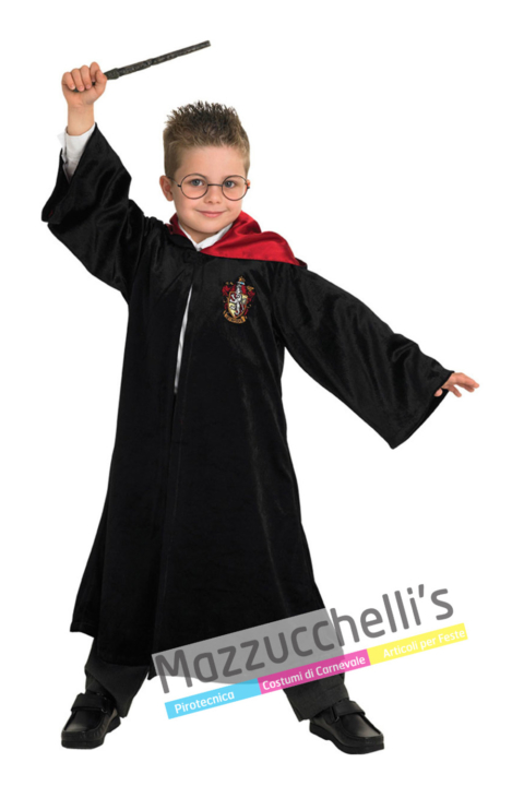 Costume Harry Potter Ufficiale - Mazzucchellis