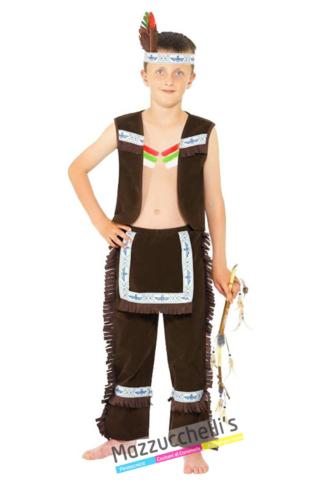 Costume Indiano Bambino - Mazzucchellis