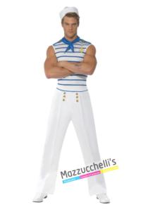 Costume Sexy Marinaio - Mazzucchellis