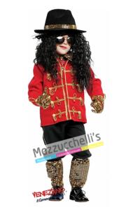 Costume Michael Jackson - Mazzucchellis