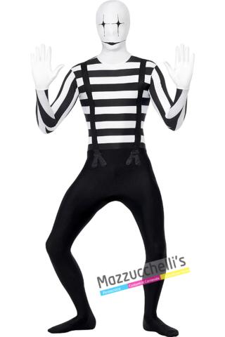 Costume Mimo Second Skin - Mazzucchellis