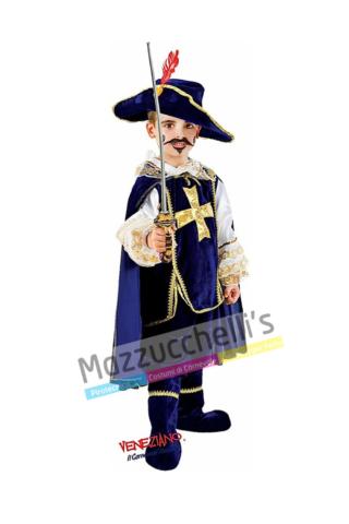 Costume Moschettiere - Mazzucchellis