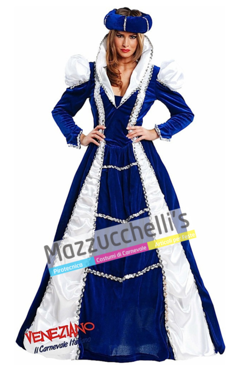 Costume Nobildonna - Mazzucchellis