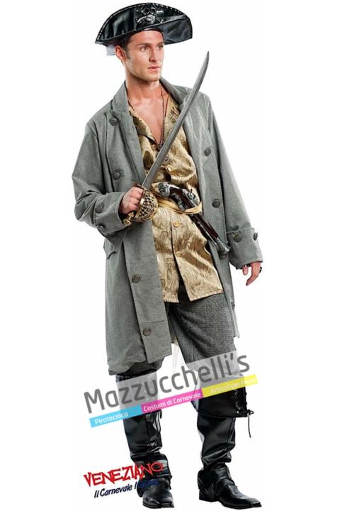 Costume Pirata fil - Mazzucchellis