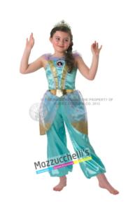 Costume Principessa Jasmine – Ufficiale Disney™ - Mazzucchellis