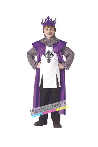 Costume Re Medievale - Mazzucchellis