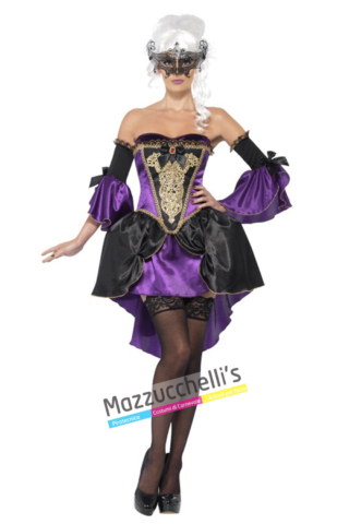 Costume Sexy Baronessa Vamp - Mazzucchellis