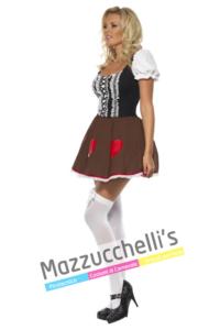 Costume Sexy Bavarese - Oktoberfest