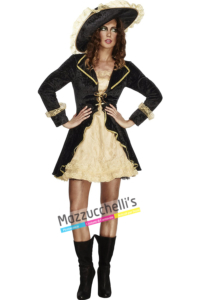 Costume Sexy Piratessa film - Mazzucchellis