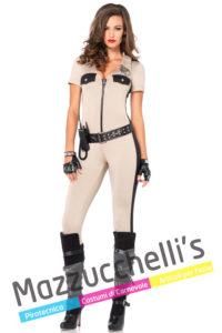 Costume Sexy Sceriffo Poliziotta