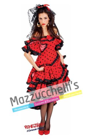 Costume Spagnola popoli del mondo - Mazzucchellis