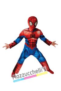 Costume Spiderman™ Muscoloso – Ufficiale - Mazzucchellis