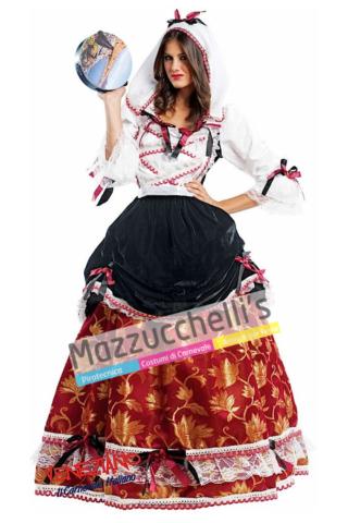Costume Tarantella - Mazzucchellis