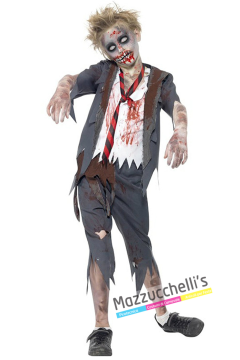 Costume Zombie Horror - Mazzucchelli's