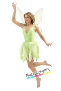 Costume adulto Trilly di Peter Pan – Ufficiale Disney™ - Mazzucchellis