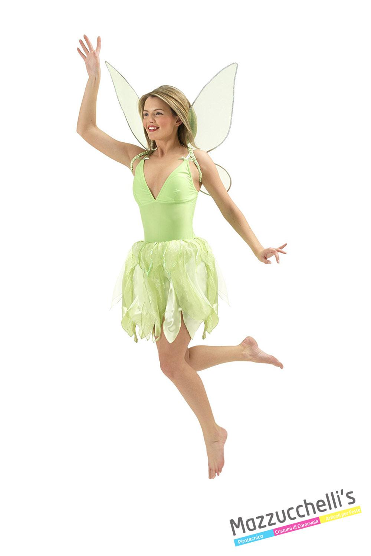 catturare ultima selezione scarpe esclusive Costume Trilly di Peter Pan