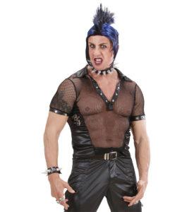 Girocollo Punk o cantanti Rock carnevale halloween o altre feste a tema