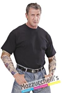 Maniche Tatuate - Mazzucchellis