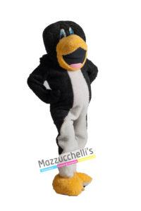 Costume Animale Adulto Mascotte Pinguino