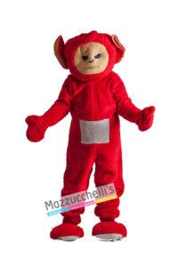 Costume Uomo Adulto Cartone Mascotte Po dei teletubbies