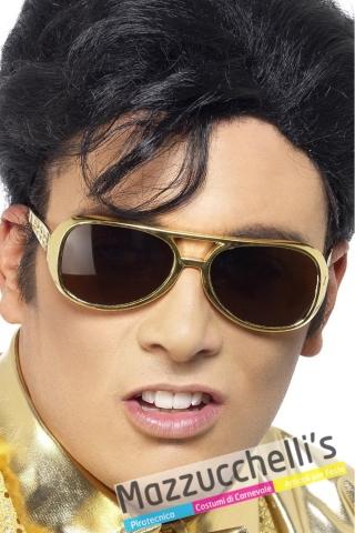 Occhiali Elvis Presley personaggi famosi - Mazzucchellis