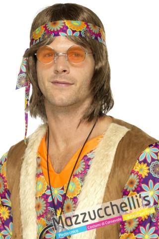 Occhiali Hippie Anni '70 figlia dei fiori - Mazzucchellis
