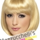 Parrucca Bionda Caschetto - Mazzucchellis
