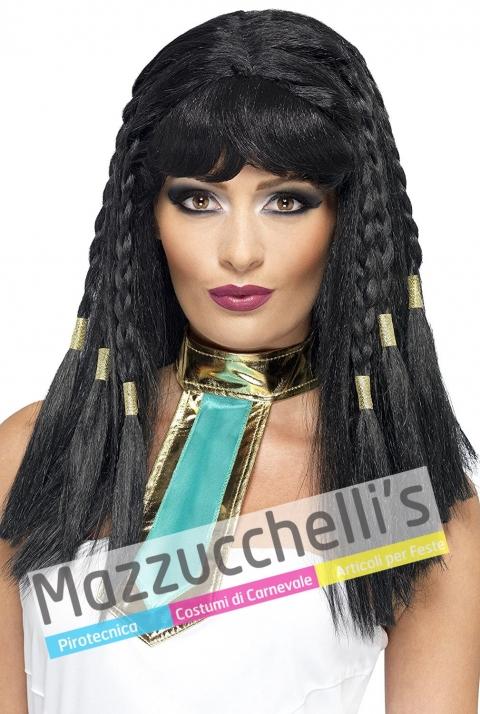 Parrucca Cleopatra Storico