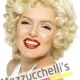 Parrucca Marilyn Bionda Anni '60 '70- Mazzucchellis