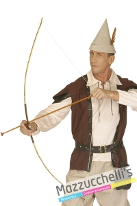 Set Arciere – Arco, Fodero e Frecce - Mazzucchellis