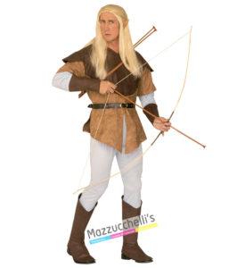 Set Arciere - Arco, Fodero e Frecce Robin Hood Medievale Storico