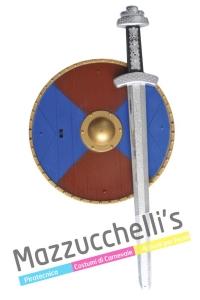 Set Spada e Scudo Medievali - Mazzucchellis