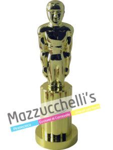 Statuetta Oscar personaggi famosi cantanti carnevale halloween o feste a tema
