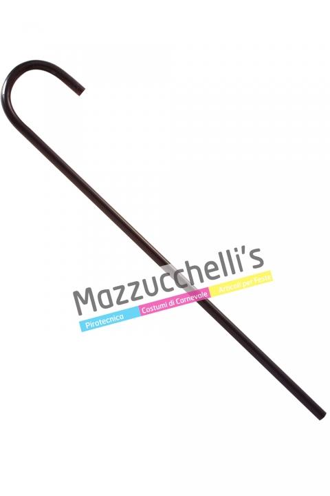 bastone nero 80cm anni '20 - Mazzucchellis