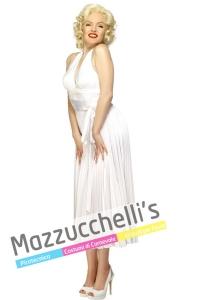 costume Marilyn Monroe - Mazzucchellis