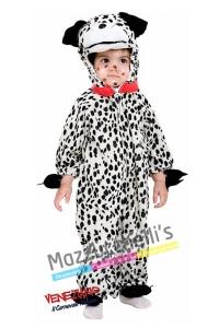 costume bambino cane dalmata carica 101 - Mazzucchellis.