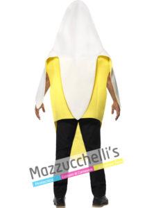costume Adulto Uomo divertente frutta banana