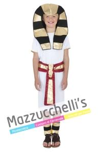 costume egiziano re del nilo - Mazzucchellis