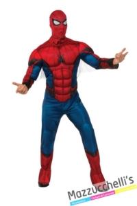 costume-uomo-supereroe-marvel-spiderman---Mazzucchellis