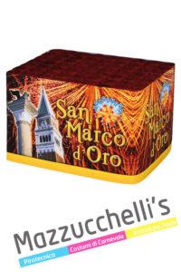 Spettacolo Pirotecnico San Marco D'oro