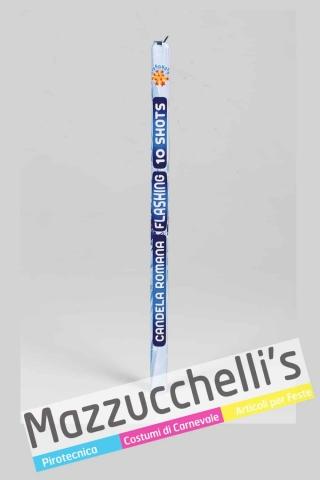 candela romana flashing fuochi artificiali pirotecnico- Mazzucchelli's