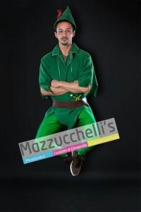 costume peter pan fiabe - Mazzucchellis